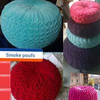 Smoke Poufs