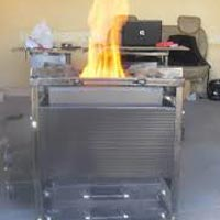 Biomass Gasifier Cook Stove