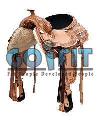 Barrel Saddles