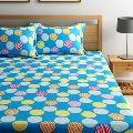 polycotton Double Linen Bedsheet