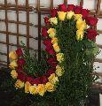 Rose S Shaped Bouquet