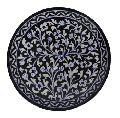Blue Pottery Ceramic Serving Plate