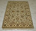 Traditional Hand knotted square Carpet