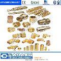 Brass Aluminum Auto Spare Parts