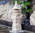 Garden Decor Carving Lamp
