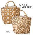 straw jute beach bags