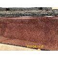 Kharda Red Granite Slab