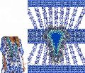 Digital Printed Kaftan