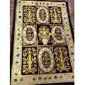 Handmade Zari Embroidered Jewel Carpet
