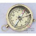 Nautical Open Face Compass