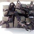 Black gift box for copper scent