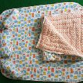baby quilted badding set