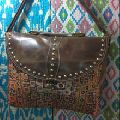 Vintage Genuine new Leather Bag