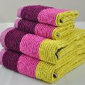 JACQUARD YARN DYED TOWEL