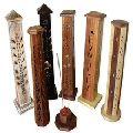 Wooden Incense Storage Burners