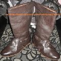 Medieval Vintage Replica Roman Leather Boots