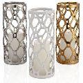aluminium cast candle votive