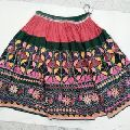 hand embroidery banjara skirts