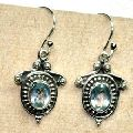 Blue Topaz Gorgeous earring
