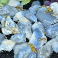 Chalcedony Rough natural Raw gemstone