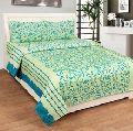 Cotton Printed Bed Sheet Set