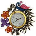 Round Shape Decorative Wall Clock