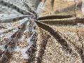 Handloom Banarsi Tissue Linen Silk Saree
