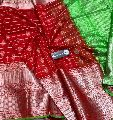Latest Kanchi Kuppadam Silk Sarees with Silver Jari Borders & Buttas