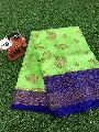 Pure banarasi dupion jute silk sarees