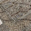 Pure satin organza with full resham and Swarovski work sarees