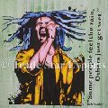 Bob Marley painting cotton fabric wall hangings