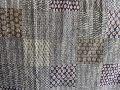 Handmade Kantha Quilt patchwork