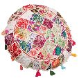 vintage bohemian patchwork assorted cushion cover