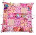 antique decorative patchwork Cushions cover