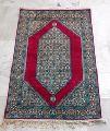 handmade pure silk carpet