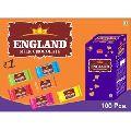 England ChocoCube