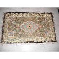 Decorative Embroidered Jewel Carpet