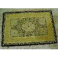 Hand Crafted Jewel Carpet