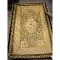 Handcrafted Zardozi Jewel Carpet