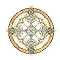 Indian Marble Inlay Flooring