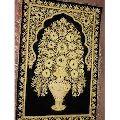 Kashmiri Handcrafted Jewel Carpet