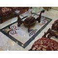 Marble Inlaid Antique Flooring
