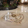 Marble Stone Inlay Flooring