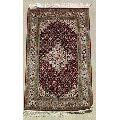Silk Kashmiri Jewel Carpet