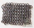 Flat Rings Riveted Chain Mail