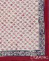 Indian Block Print Cotton Fabric