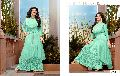 Embroidred Anarkali Salwar Kameez