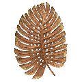 copper leaf wall art