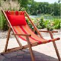 Back adjustable beach double lounge chair furniture outdoor deck