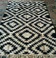 genuine quality handmade Cotton rug new design